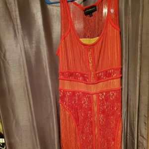 Lane bryant lace dress size 20